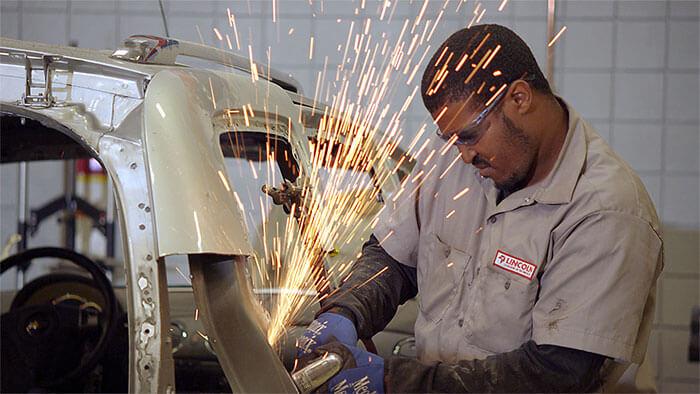 Gain Skills in Collision and Repair