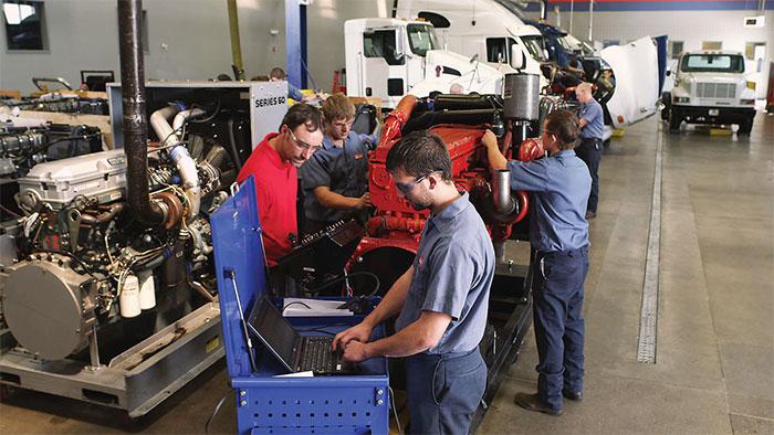 Diesel Engine Repair Training