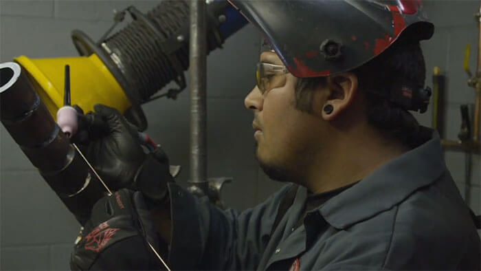 Prepare for a Dynamic Career in Welding